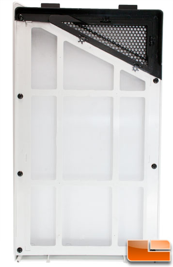 NZXT Switch 810 front filter panel