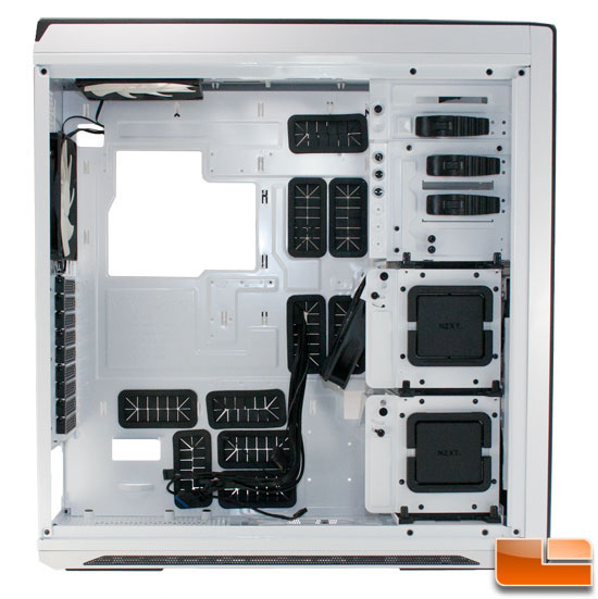 NZXT Switch 810 inside