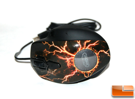 SteelSeries WoW MMO Gaming Mouse