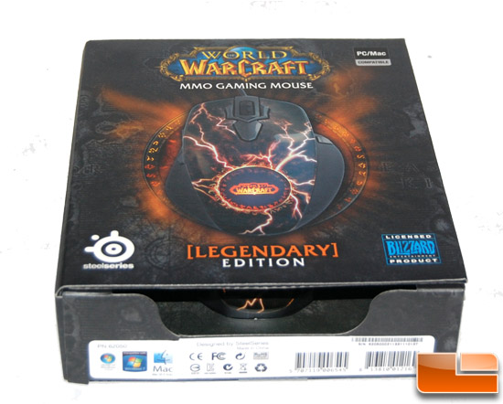 SteelSeries World of Warcraft MMO Gaming Mouse Review – Legendary Edition