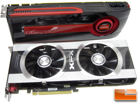 AMD Radeon HD 7950 Reference Design