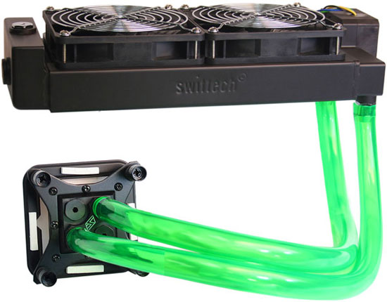 Swiftech H20-220 Edge HD liquid cooling kit