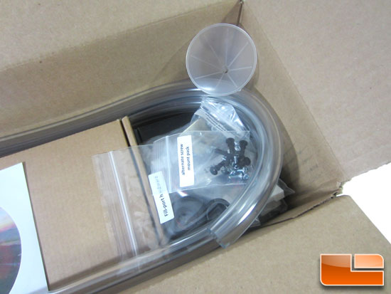 Swiftech H20-220 Edge HD liquid cooling kit packing