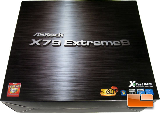 ASRock X79 Extreme9 Retail Packaging and Bundle