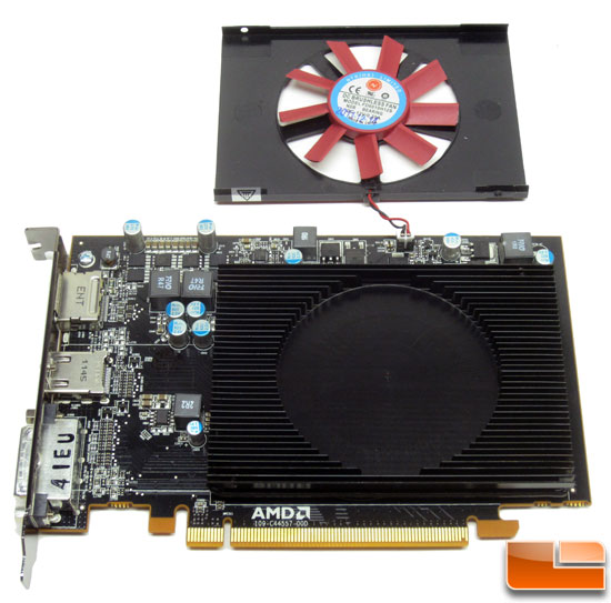 AMD Radeon HD 7750 Graphics Card DVI