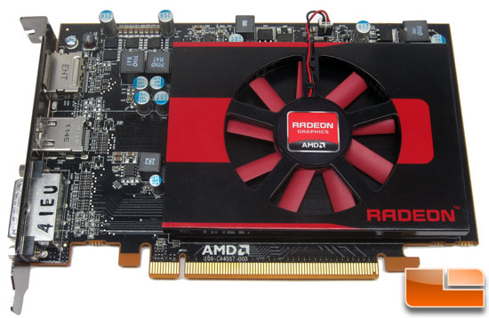 AMD Radeon HD 7750 Graphics Card