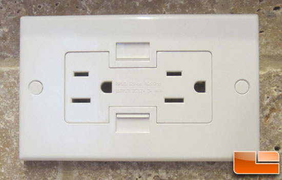 NewerTech Power2U USB Wall Power Outlet Review - Legit ReviewsThe ...