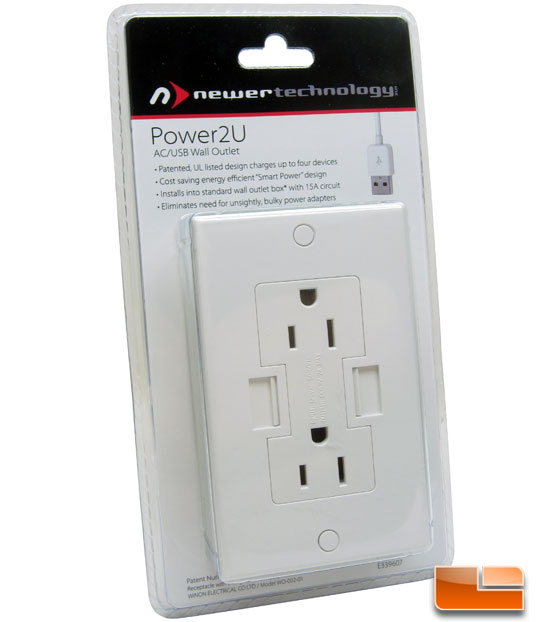 NewerTech Power2U USB Wall Power Outlet Review