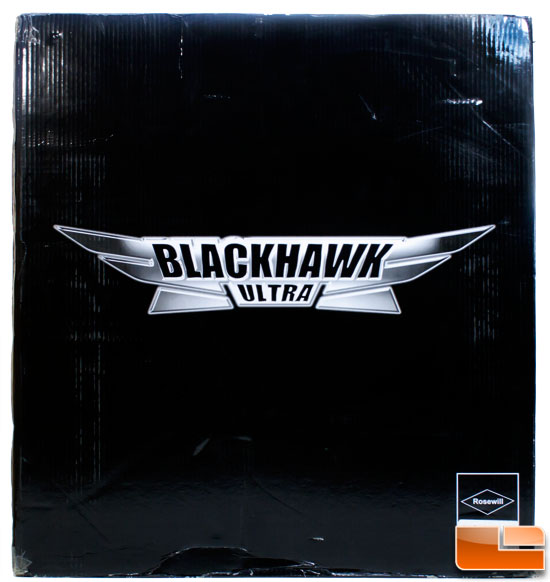 Blackhawk Ultra Box Front
