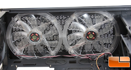 Blackhawk Ultra top 230mm fans