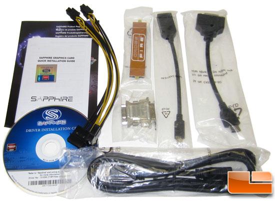 Sapphire Radeon HD 7950 Bundle