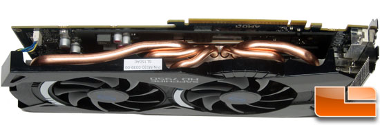 Sapphire HD 7950 3GB Overclock Edition HSF