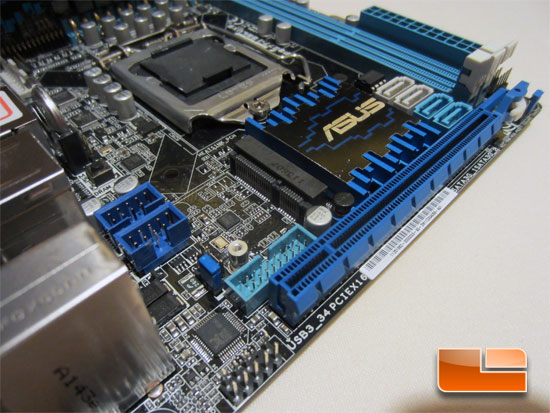ASUS P8Z77-I Deluxe Mini ITX motherboard