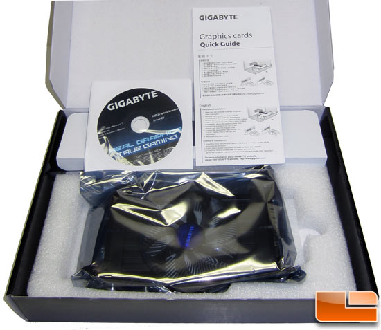 Gigabyte Radeon HD 7770 OC Retail Box