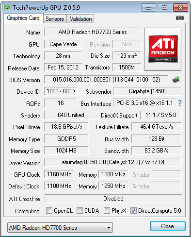 AMD Radeon HD 7950 CrossFire Overclock