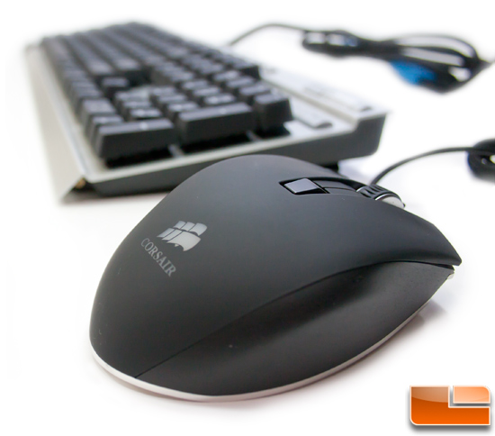 Corsair Vengeance K90 & M90 MMO/RTS Keyboard and Mouse Review