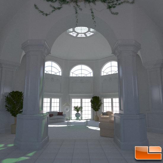 LuxMark v2.0 Sala