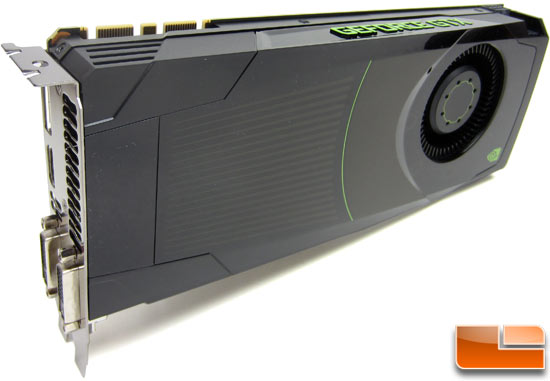 NVIDIA GeForce GTX 680 Video Card