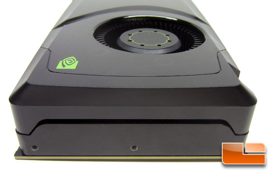 NVIDIA GeForce GTX 680 Video Card End