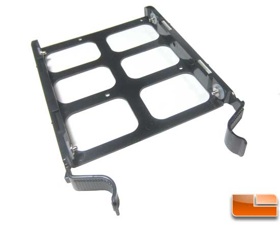 Corsair Carbide 300R hard drive tray