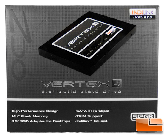 OCZ Vertex 4 Box