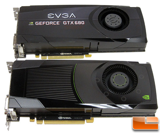 EVGA GeForce GTX 680 SLI