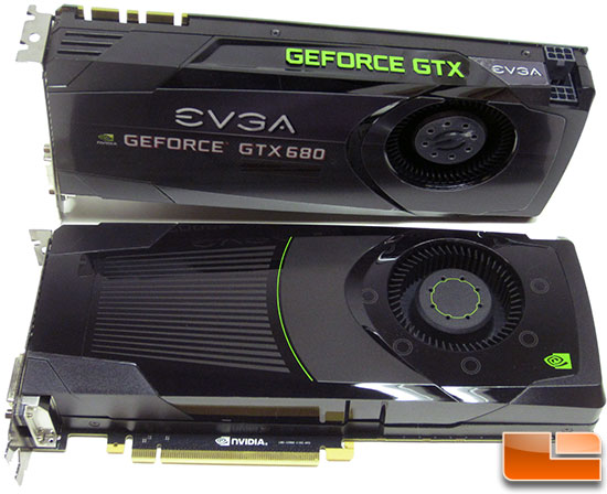 NVIDIA GeForce GTX 680 SLI