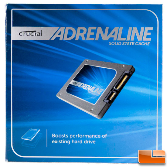 Crucial Adrenaline 50GB Box