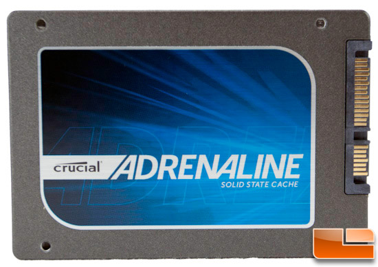 Crucial Adrenaline 50GB m4 Cache SSD Review