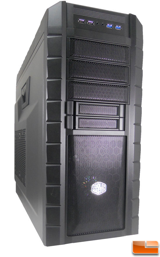 Cooler Master HAF XM Case Review