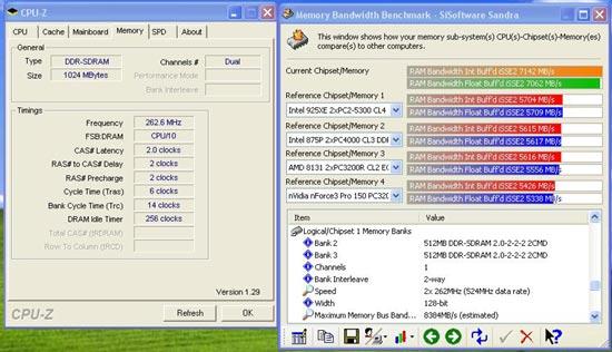 OCZ EL Gold 3200 VX Overclocked