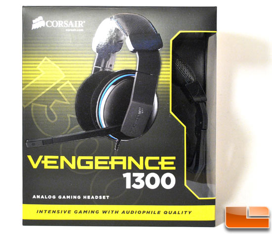 Corsair Vengeance 1300 Retail Box
