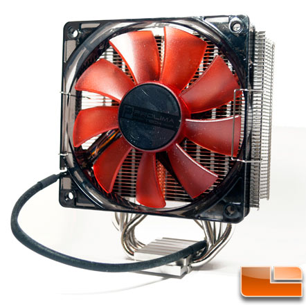 Prolimatech Panther CPU Cooler