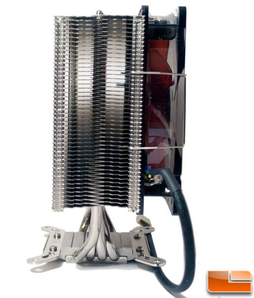 Prolimatech Panther CPU Cooler Side
