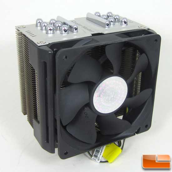 Cooler Master TPC 812 CPU Cooler Review