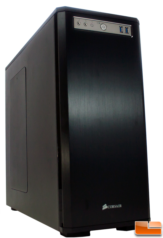 Corsair Obsidian Series 550D Case Review