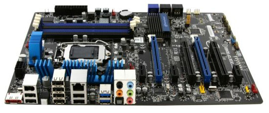 Intel DP67BGB3 Motherboard