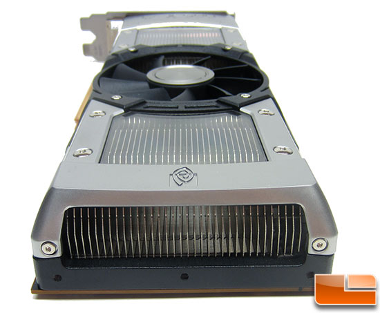 NVIDIA GeForce GTX 690 Video Card End