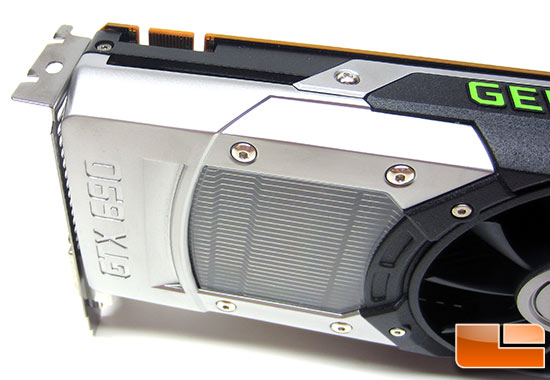 NVIDIA GeForce GTX 690 Video Card SLI Connector