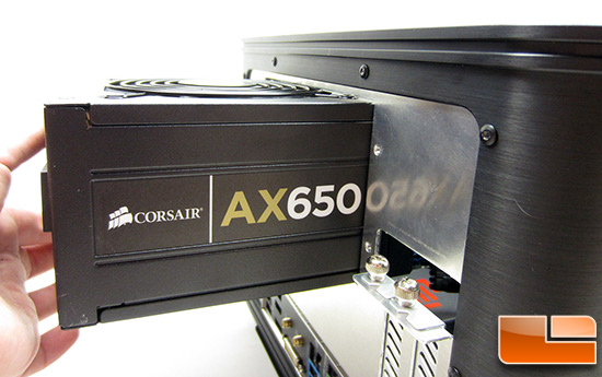Corsair AX650 power supply