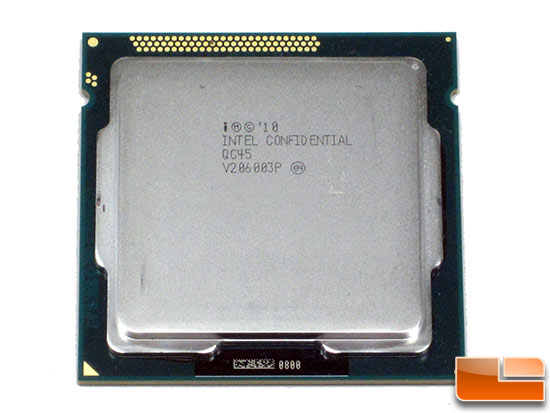 Intel Core i7 3770k Ivy Bridge Processor Overclocking