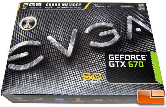 NVIDIA GeForce GTX 670 Video Card