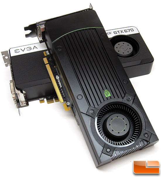 NVIDIA GeForce GTX 670 Video Cards
