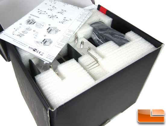 Thermaltake Frio Extreme box open