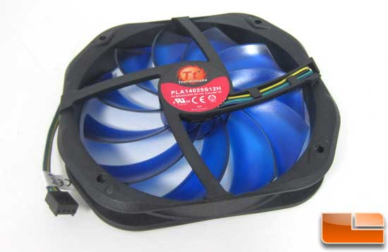 Thermaltake Frio Extreme 140mm fan