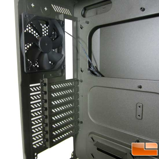 Corsair Vengeance C70 rear fan