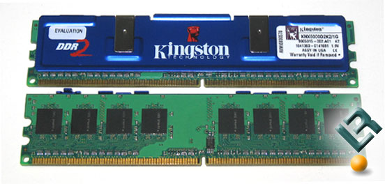 Kingston HyperX DDR2 PC-6000