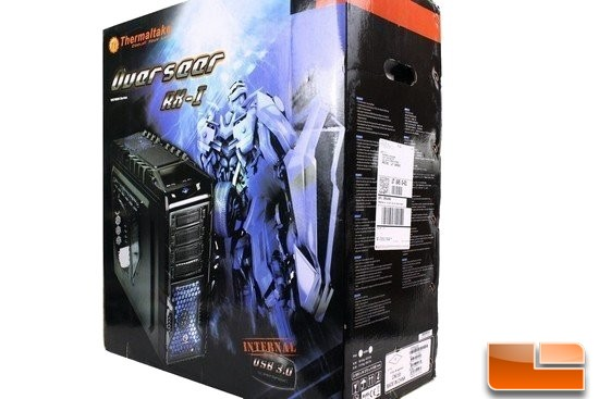 Thermaltake Overseer RX-1 Box