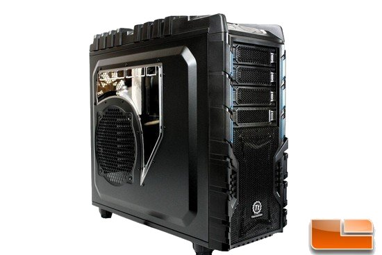 Thermaltake Overseer RX-I Case Review