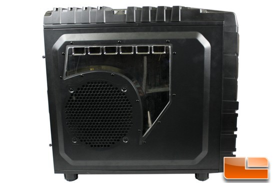Thermaltake Overseer RX-1 Case Left Side